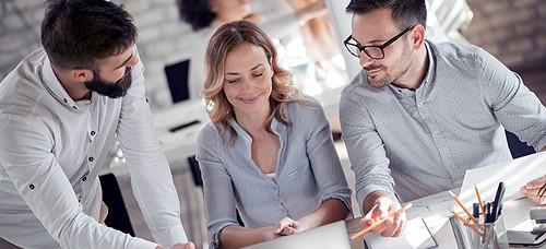 Kundenorientiert Qualitätssicherung Qualitätszirkel Condition - Integrierte Softwarelösungen GmbH WorkOffice Softwareanbieter Verwaltung Kommune Behörde