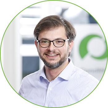 Artur Koblinec Leiter Softwareentwicklung Director Software Development Condition - Integrierte Softwarelösungen GmbH