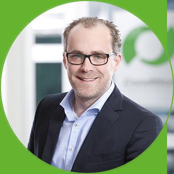 Tiziano Quaia Geschäftsführer CEO Chief Executive Officer Condition - Integrierte Softwarelösungen GmbH
