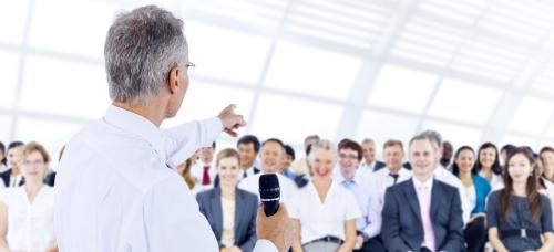 Workshop Veranstaltung Schulung Kundenforum